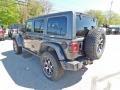 Jeep Wrangler Unlimited Rubicon 4x4 Granite Crystal Metallic photo #7
