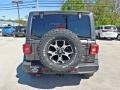 Jeep Wrangler Unlimited Rubicon 4x4 Granite Crystal Metallic photo #8