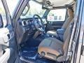 Jeep Wrangler Unlimited Rubicon 4x4 Granite Crystal Metallic photo #12