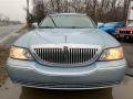 Lincoln Town Car Signature Limited Light Ice Blue Metallic photo #7
