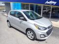 Chevrolet Spark LS Silver Ice Metallic photo #1