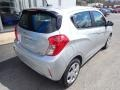 Chevrolet Spark LS Silver Ice Metallic photo #4