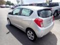 Chevrolet Spark LS Silver Ice Metallic photo #6