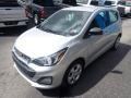 Chevrolet Spark LS Silver Ice Metallic photo #8