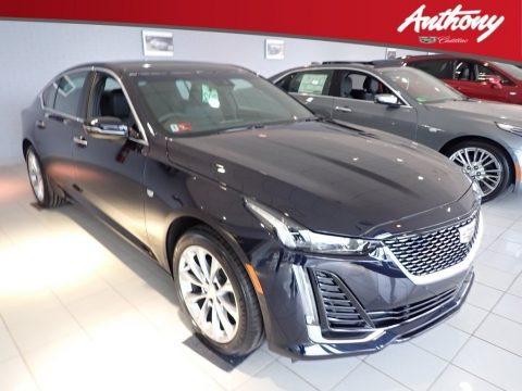 Dark Moon Metallic 2020 Cadillac CT5 Premium Luxury AWD