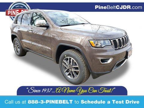 Walnut Brown Metallic 2020 Jeep Grand Cherokee Limited 4x4