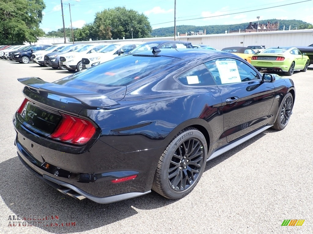 2020 Ford Mustang GT Premium Fastback in Shadow Black for ...