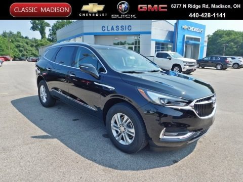 Ebony Twilight Metallic 2020 Buick Enclave Essence AWD