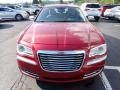 Chrysler 300 Limited Deep Cherry Red Crystal Pearl photo #3