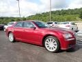 Chrysler 300 Limited Deep Cherry Red Crystal Pearl photo #4