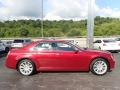 Chrysler 300 Limited Deep Cherry Red Crystal Pearl photo #5
