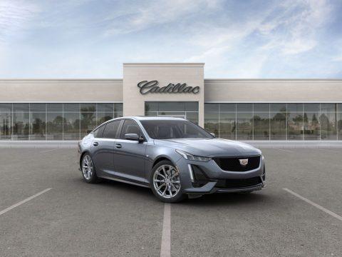 Satin Steel Metallic 2020 Cadillac CT5 Sport AWD