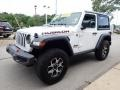 Jeep Wrangler Rubicon 4x4 Bright White photo #7