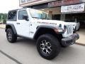 Jeep Wrangler Rubicon 4x4 Bright White photo #9