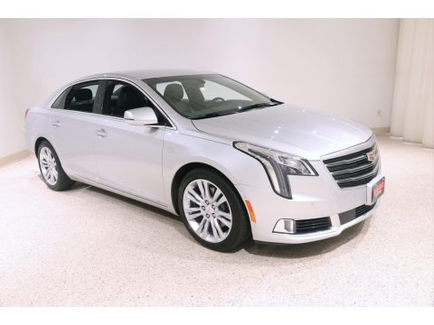 Radiant Silver Metallic 2019 Cadillac XTS Luxury