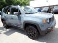 Jeep Renegade Trailhawk 4x4 Granite Crystal Metallic photo #8