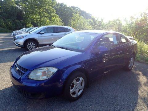 Pace Blue 2007 Chevrolet Cobalt LT Coupe