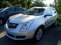 Cadillac SRX Luxury AWD Radiant Silver Metallic photo #1