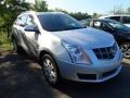 Cadillac SRX Luxury AWD Radiant Silver Metallic photo #4