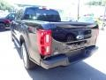 Ford Ranger XLT SuperCrew 4x4 Shadow Black photo #6