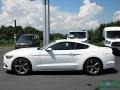 Ford Mustang V6 Coupe Oxford White photo #2