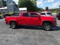 Chevrolet Colorado Z71 Crew Cab 4x4 Red Hot photo #5