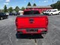 Chevrolet Colorado Z71 Crew Cab 4x4 Red Hot photo #7