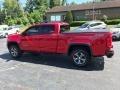 Chevrolet Colorado Z71 Crew Cab 4x4 Red Hot photo #11