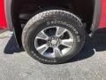 Chevrolet Colorado Z71 Crew Cab 4x4 Red Hot photo #45