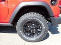 Jeep Wrangler Willys 4x4 Firecracker Red photo #10