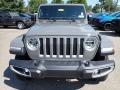 Jeep Wrangler Unlimited Sahara 4x4 Sting-Gray photo #2