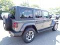 Jeep Wrangler Unlimited Sahara 4x4 Sting-Gray photo #5