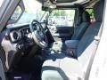 Jeep Wrangler Unlimited Sahara 4x4 Sting-Gray photo #12