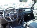 Jeep Wrangler Unlimited Sahara 4x4 Sting-Gray photo #14