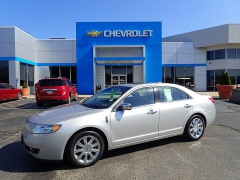 Brilliant Silver Metallic 2010 Lincoln MKZ AWD