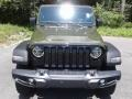 Jeep Wrangler Unlimited Willys 4x4 Sarge Green photo #4