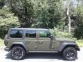 Jeep Wrangler Unlimited Willys 4x4 Sarge Green photo #5