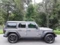 Jeep Wrangler Unlimited Altitude 4x4 Sting-Gray photo #5
