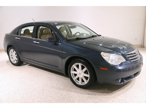 Modern Blue Pearl 2008 Chrysler Sebring Limited Sedan