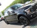 Ford F150 Lariat SuperCrew 4x4 Agate Black photo #31