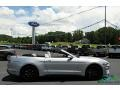 Ford Mustang EcoBoost Convertible Iconic Silver photo #6