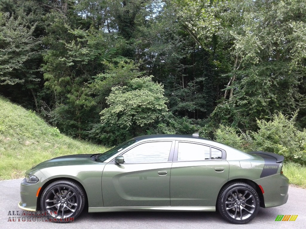 2020 Charger Daytona - F8 Green / Black photo #1