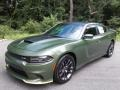 Dodge Charger Daytona F8 Green photo #2