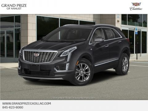 Shadow Metallic 2020 Cadillac XT5 Premium Luxury AWD