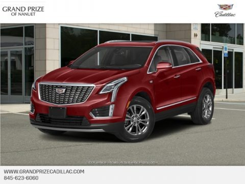 Red Horizon Tintcoat 2020 Cadillac XT5 Premium Luxury AWD