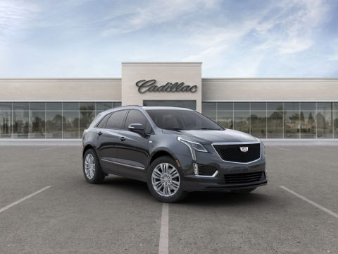 Shadow Metallic 2020 Cadillac XT5 Sport AWD