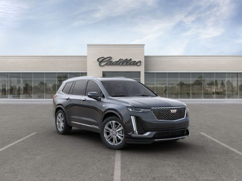 Shadow Metallic 2020 Cadillac XT6 Premium Luxury AWD