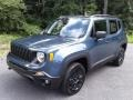 Jeep Renegade Sport 4x4 Slate Blue Pearl photo #2
