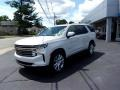Chevrolet Tahoe High Country 4WD Iridescent Pearl Tricoat photo #2