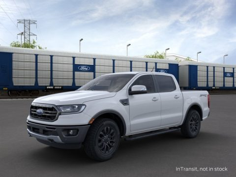 Oxford White 2020 Ford Ranger Lariat SuperCrew 4x4
